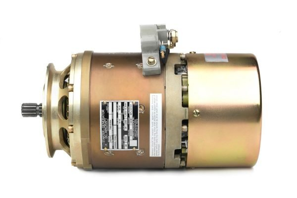 Skurka Aerospace Brush Starter Generator
