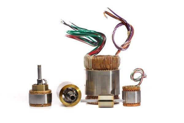 Skurka Aerospace Stators Rotors Electric Motors