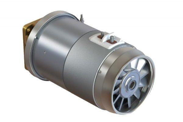 Skurka Aerospace Inc } DC Brushless Starter Generator