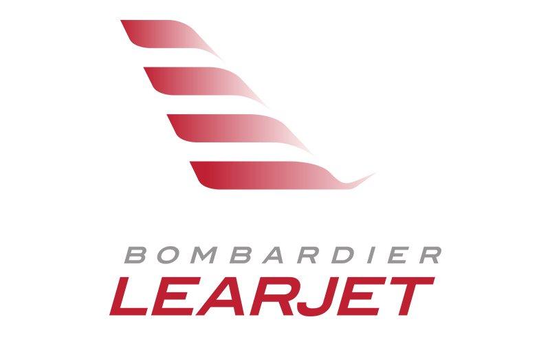 learjet logo
